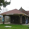 Sandpoint Train Station