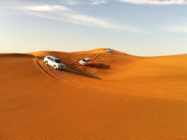 Desert Tour - Wahiba Sands Photos