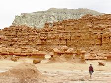 Sandstone Goblins - Utah