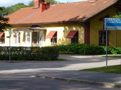 Sandviken Centre