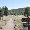 Sandys Canyon Trail Sign