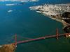 San Francisco Bay And The Golden Gate Bridge
