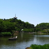 Sankei-en's Main Pond