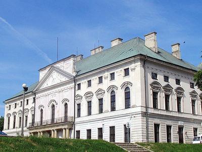Sanguszków Palace Lubartów Poland