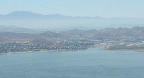 San Jacinto River California