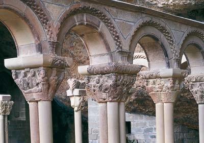 San Juan De La Peña Monastery. Jaca