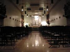 San Lorenzo Ruiz Chapel Interior