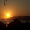 Sunset On San Luis Obispo Beach