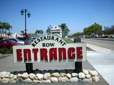 San Marcos Restaurant Row