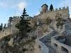 San Marino Castle - Inside Architecture