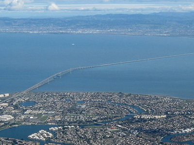 San Mateo  Hayward Bridge