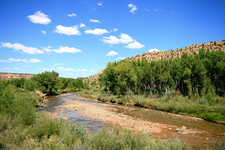 San Miguel River Colorado