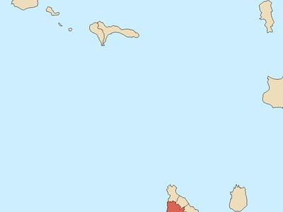 Santa  Catarina County Cape  Verde