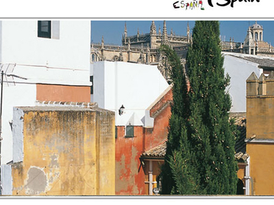 Santa Cruz Neighbourhood Seville