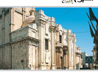 Santa Justa Y Rufina Church Orihuela