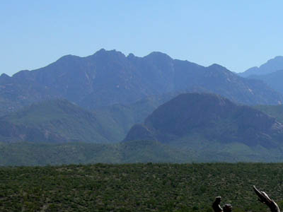 Santa Rita Mountains