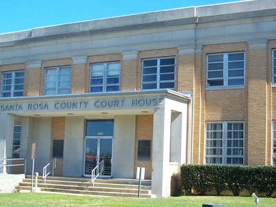 Santa Rosa County Courthouse