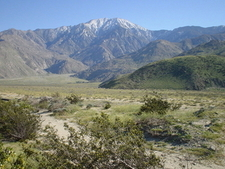 Santa Rosa And San Jacinto Mountains