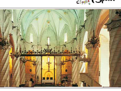 Santiago Archpriestal Church Villena