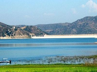 Santiago Creek California