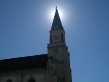 Santo Amaro Da Imperatriz . Igreja Matriz . 2