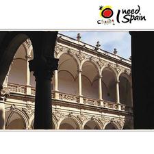 Santo Domingo Convent Or Old University Orihuela