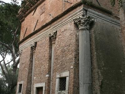 Church Of Sant'Urbano Alla Caffarella
