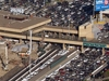 San Ysidro Border Crossing By Phil Konstantin