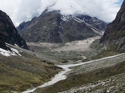 Satopanth Glacier