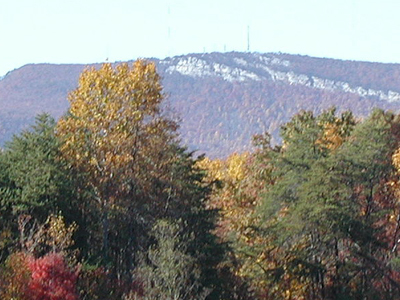 Sauratown Mountains