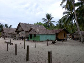 Sauwandarek Tourism Village