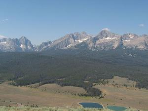 Sawtooth Range (Idaho)