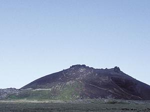 Saxholl cráter
