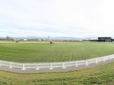 Saxton Oval