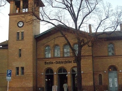 Berlin-Lichterfelde West Station