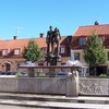 Solvesborg Fountain Ask And Embla