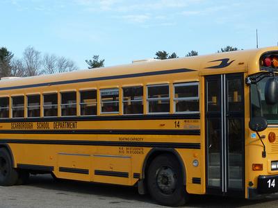Scarborough Bus