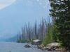 Scenic Jenny Lake Loop Trail - Grand Tetons - Wyoming - USA