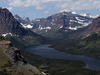 Scenic Point Trail - Glacier - Montana - USA