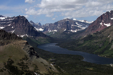 Scenic Point Trail - Glacier - Montana - USA
