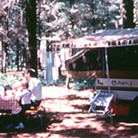 Scheck\'s Place Trail Camp