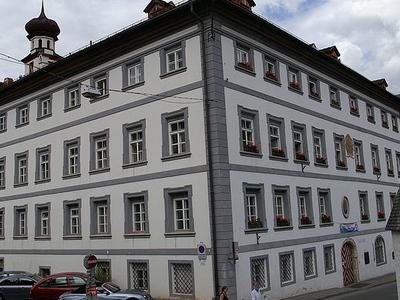 Schloss Fügen, Tyrol, Austria