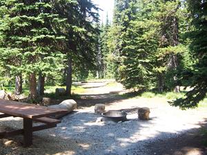 Schumaker Campground