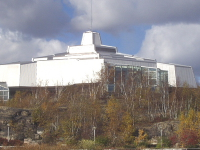 Science North Main Building