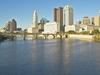 Scioto River In Columbus - Ohio