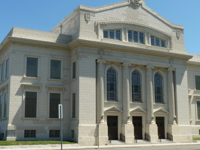 Scottish  Rite  Cathedral In  Joplin
