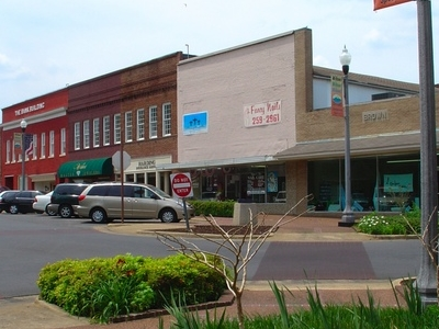 Scottsboro C  Al  Downtown