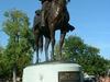 Sculpture Of James B. Mcpherson