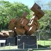 Sculpture At Persiaran Damuan
