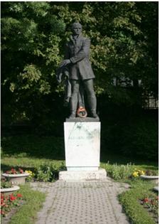 Sculpture Of János Batsányi